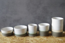 White / Grey Glaze